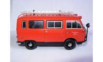 модель 1/43 Schuco Ford Taunus Transit Wels пожарный металл 1:43, масштабная модель, scale43