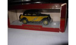 модель 1/43 Ford Taxi 1935 Rextoys металл