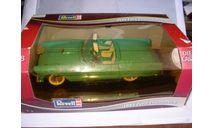 модель 1/18 Ford Thunderbird 1955 40 Anniversary Revell металл 1:18, масштабная модель, scale18