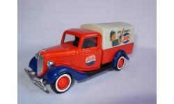 1:43 модель пикап Ford V8 1936 Pepsi Cola 1/43 Solido металл, масштабная модель