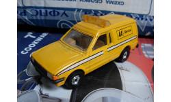 модель фургон 1/36 Ford Escort AA Service Corgi металл 1:36, масштабная модель, 1:35, 1/35