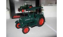 модель 1/32 трактор Hanomag R40 с крышей Schuco Pro.R32 смола 1:32, масштабная модель, scale32