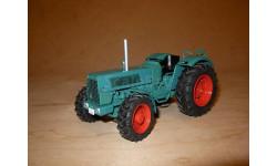 модель 1/32 трактор Hanomag Robust Schuco металл 1:32, масштабная модель, scale32