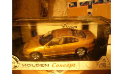 модель 1/18 Holden Coupe Concept Car Autoart металл