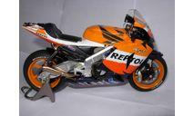 модель 1/12 гоночный мотоцикл HONDA - RC211V N 26 MOTOGP 2006 DANIEL PEDROSA Altaya металл 1:12, масштабная модель мотоцикла