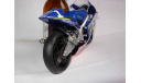 модель 1/12 гоночный мотоцикл HONDA - RS250RW MOVISTAR REPSOL N 1 250cc D.PEDROSA 2005 WORLD CHAMPION Altaya металл, масштабная модель мотоцикла, scale12