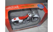 1/18 модель мотоцикл Honda XR400R Schuco Junior Line металл 1:18 XR 400 R, масштабная модель мотоцикла, scale18