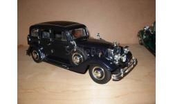 модель 1/18 Horch 851 Pullman 1935 RICKO Мерседес металл 1:18