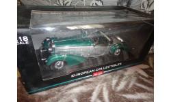 модель 1/18 Horch 855 Roadster 1939 SUN STAR металл