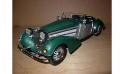 модель 1/18 Horch 855 Roadster 1939 Sun Star металл 1:18, масштабная модель, Sunstar