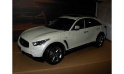 модель 1/18 Infiniti (Nissan) FX 50 S Paudi металл, масштабная модель, 1:18, Paudi Models