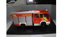 модель  1/43 пожарный IVECO MAGIRUS HLF 20/16 4x4 Schuco/Cursor металл, масштабная модель, 1:43