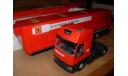 модель 1/43 Iveco Ferrari Old Cars транспортёр тягач+трейлер Transporter-trailer 1:43, масштабная модель