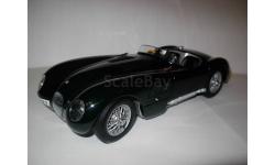 модель 1/18 Jaguar 120 C Autoart металл 1:18