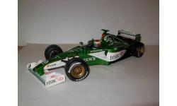 модель F1 Формула 1 1/18 Jaguar R1 2000 #7 Eddie Irvine Hot Wheels / Mattel металл 1:18