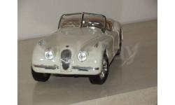 модель 1/18 Jaguar XK 120 1948 ERTL металл, масштабная модель, 1:18