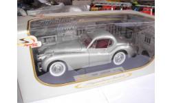 модель 1/18 Jaguar XK 120 Coupe 1949 Signature Models  металл