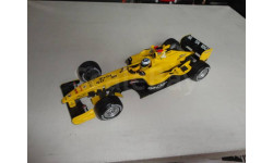модель F1 Формулы 1 1/18 Jordan Ford EJ14 2004 N. Heidfeld Mattel/Hot Wheels металл