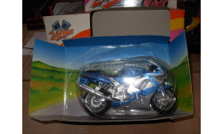 1/18 модель мотоцикл Kawasaki ZX-9R Maisto металл, масштабная модель мотоцикла, scale18