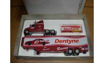модель 1/60-1/64 Kenworth Dentyne racing Peachstate Motorsports Limited металл 1:60 1:64, масштабная модель