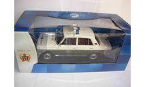 модель 1:18 Lada 1200 Volkspolizei DDR ВАЗ-2101 полиция ГДР Жигули Лада металл 1/18 VAZ 2101 Cars&Co IST Limited, масштабная модель, Наш Автопром