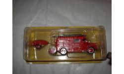 модель 1/43 пожарный  FIN Laffly BSS163 1947 Ixo металл 1:43