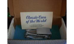 модель-скульптура 1/43 Lancia Dilambda 1929 Danbury Mint pewter - олово