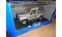 модель 1/18 LandRover Defender 90 Universal Hobbies Revell металл 1:18, масштабная модель, scale18, Land Rover