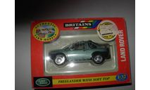модель 1/32 Landrover Freelander Soft top Britains металл 1:32, масштабная модель, Land Rover, scale32