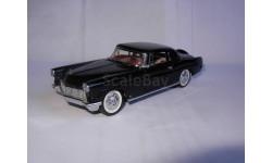 модель 1/43 Lincoln 1956 Continental Mark II 2 Franklin Mint металл 1:43, масштабная модель, scale43