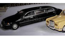 модель 1/43 Lincoln Towncar Pullmann Vitesse металл 1:43, масштабная модель, scale43