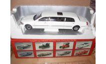 модель 1/18 Lincoln Town Car Limousine 2003 Sun Star металл 1:18, масштабная модель, scale18, Sunstar