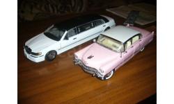 модель 1/18 Cadillac 1955 Elvis Presley MRC металл 1:18, масштабная модель