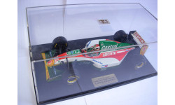 модель F1 Формула-1 1/20 Lotus 107B Ford 1993 #12 J. Herbert Collector's Club TAMIYA  металл!!!  1:20