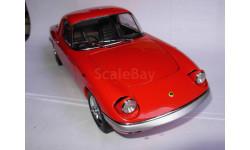модель 1/18 Lotus Elan Coupé S/E 1965 Autoart металл