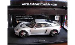 модель 1:18 Lotus Europa S Auto Art металл Лотус 1/18, масштабная модель, Autoart