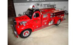 модель 1/34 pumper/пожарный автонасос Mack B 1960 Chicago First Gear металл, масштабная модель, 1:32, 1/32