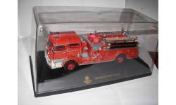 модель 1/43 пожарный Mack 1960 USA/США Signature Models металл, масштабная модель, scale43