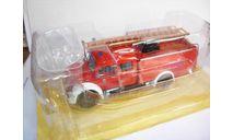 модель 1/43 пожарный MAGIRUS DEUTZ TLF 15 Ixo металл 1:43, масштабная модель, IXO журналная пожарная серия Франция, scale43