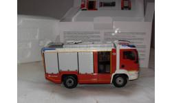 модель 1/43 пожарный MAN AT Rosenbauer Wiking металл пожарная 1:43