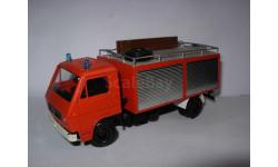 модель 1/50 пожарый MAN VW Volkswagen 8.136F TLF8 Conrad металл 1:50, масштабная модель, scale50