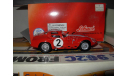 гоночная модель 1/43 Maserati 151 #2 Le Mans 1962 Schuco металл 1:43, масштабная модель, scale43