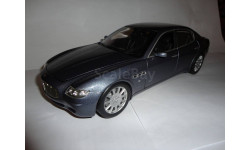 модель 1/18 Maserati Quattroporte Mattel/Hot Wheels металл, масштабная модель, 1:18, Mattel Hot Wheels