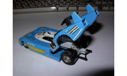 модель 1/43 гоночный Matra Simca MS670 Cevert /Ganley LeMans Le Mans Solido France