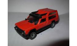 модель 1/64 Matra Simca Rancho Siku  металл