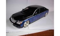 модель 1/20 Maybach 62 Rodz Mattel/Hot Wheels металл, масштабная модель, Mattel Hot Wheels, scale18