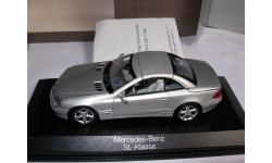 модель 1/43 MB Mercedes Benz SL W230 Norev металл 1:43 Mercedes-Benz Мерседес, масштабная модель