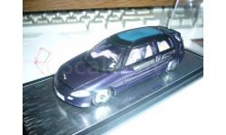 модель 1/43 Mercedes Benz F100 концепт 1991 смола, масштабная модель, 1:43, Spark, Mercedes-Benz