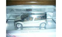 модель 1/43 Mercedes Benz F600 концепт 2005 смола, масштабная модель, 1:43, Spark, Mercedes-Benz