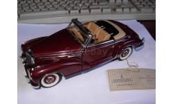 модель 1/24 Mercedes-Benz 300 SC Franklin Mint металл